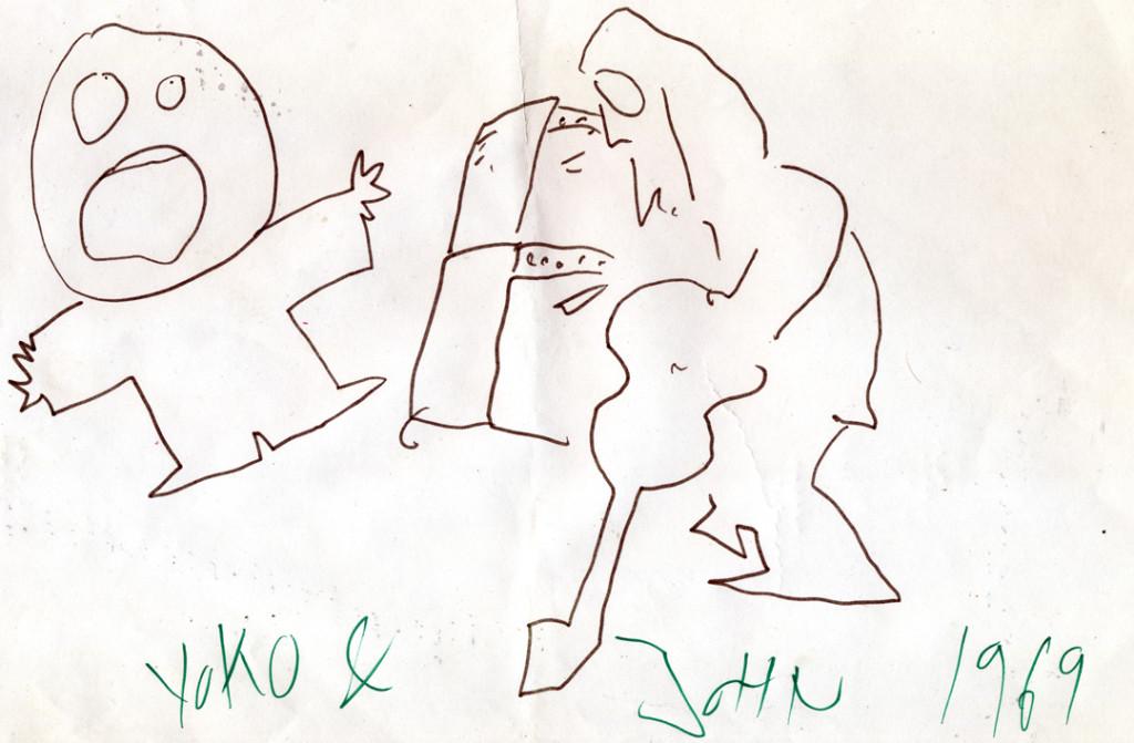 Zeichnung: Ritter