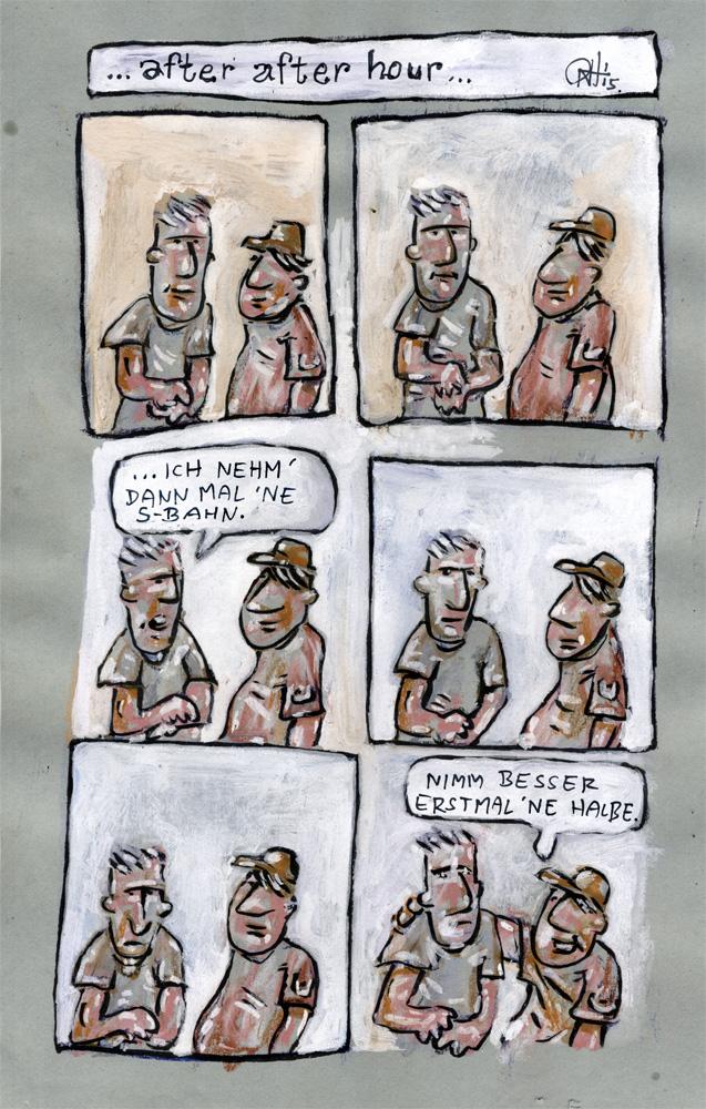 Text / Zeichnung: Ritter
